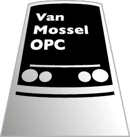 Hoofdsponsor Van Mossel OPC.