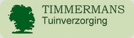 Timmermans tuinverzorging